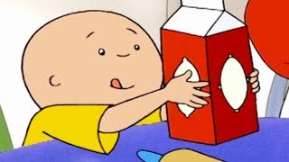 🔴 LIVE - Chef Caillou 🍳 Funny Animated Caillou | Cartoons for kids | Caillou