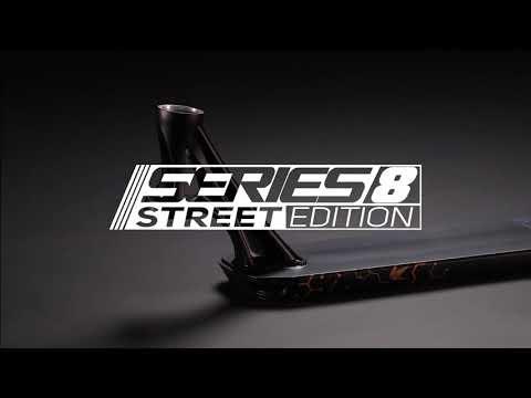 Video BLUNT Deck PRODIGY S8 STREET Black
