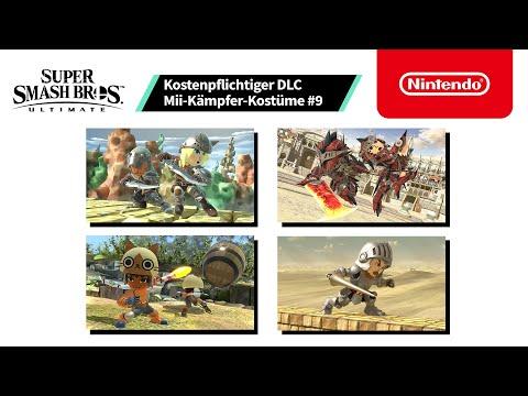 Super Smash Bros. Ultimate ? Mii-Kämpfer-Kostüme #9 (Nintendo Switch)