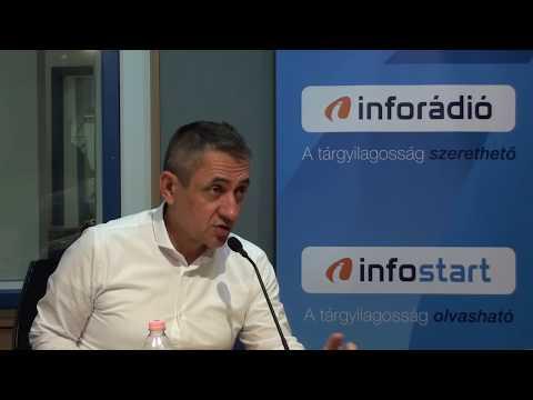 InfoRádió - Aréna - Potápi Árpád - 2. rész - 2019.11.14.