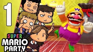 LE BUT DU JEU C'EST DE S'AMUSER ! 👀 | Super Mario Party Ep.1 ( ft. Le Clap )