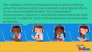 SOCIO POLITICAL FRAMEWORK