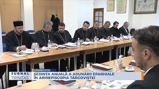 Sedinta anuala a Adunarii Eparhiale in Arhiepiscopia Targovistei