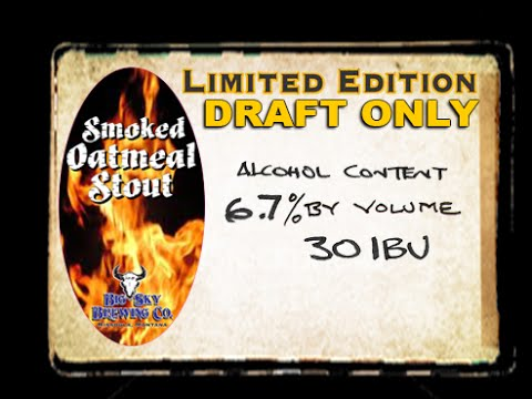 Smoked Oatmeal Stout style review 2014