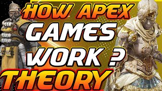 How Do The  Apex Games Work Theory : Apex Legends season 6