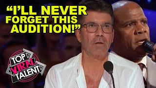 SENT TO Prison For 37 YEARS! An Audition SIMON COWELL WILL NEVER FORGET! America's Got Talent 2020