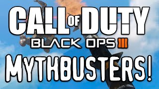IMPOSSIBLE KILLS!? (Call of Duty: Black Ops 3 Mythbusters)