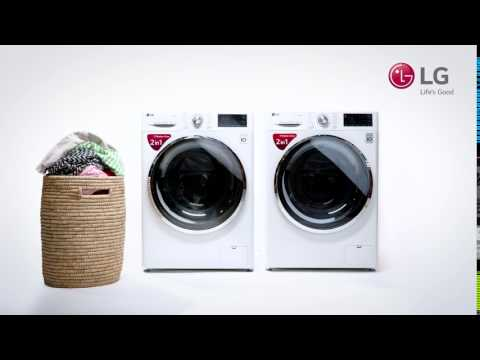 LG Combo Washer & Dryer