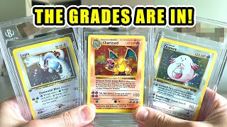 *IS MY CHANSEY POKEMON CARD $20,000?!* My BGS Graded Cards Are Back!