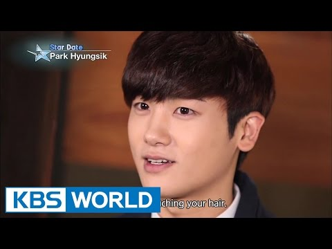 The star that shined in 2014, Park Hyungsik (Entertainment Weekly / 2015.01.03)