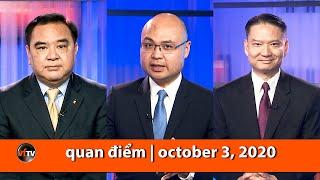 Quan Điểm | October 3, 2020 | Vietface TV