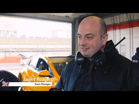 Halfords Yuasa Racing - James Rodgers (Team Manager) Interview