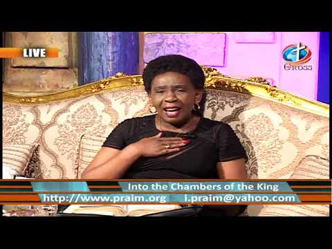 Apostle Purity Munyi Into The Chambers Of The King 08-14-2020