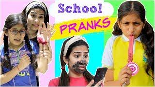KIDS Back To School Funny PRANKS On Friends   #Students #DIY #Funny #Anaysa #MyMissAnand