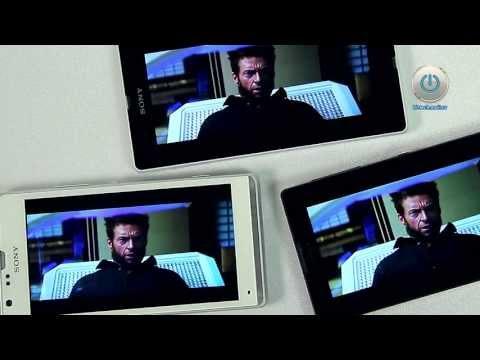 Сводный обзор смартфонов Sony: Xperia ZL, Xperia SP и Xperia Z