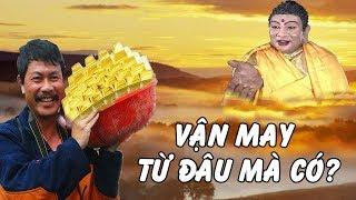 VẬN MAY từ đâu mà có? TRÚNG SỐ có phải Phước Đức tới (rất hay) - Phật Duyên