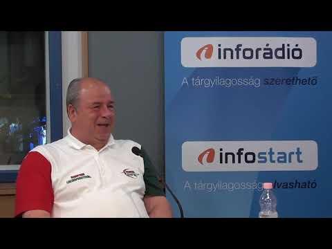InfoRádió - Aréna - Sós Csaba - 2021.07.16.