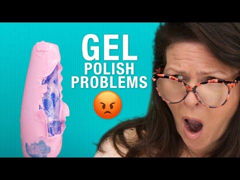 Troubleshooting Gel Polish