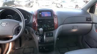 2008 Toyota Sienna Winter Haven Honda FL A212862C