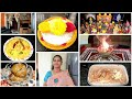 Vlog | మా ఇంట్లో అమావాస్య పూజ | Lockdown Recipes | Chocolate Ice Cream | Tirupati Style Sambar Rice