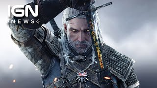 The Witcher TV Show Will Be 8 Episodes Long, Likely Released in 2020 - IGN News