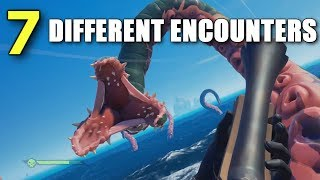 Sea of Thieves - The Best Kraken Moments Ever!