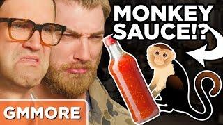 Monkey Sauce Taste Test