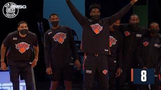 Knickstape   Top 10 Plays of the 2020-21 Regular Season