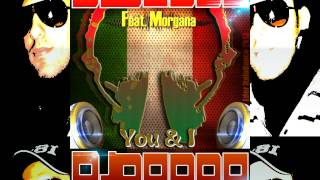 DJ Doddo Feat. Morgana - You & I  (extended)Eder ItaloDance 2k13
