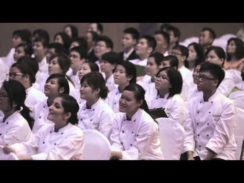 At-Sunrice GlobalChef Academy Graduation 2014