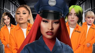 Celebrities go to prison