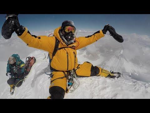 Torkjel blev tidernas yngste norrman på Mount Everest - SATS
