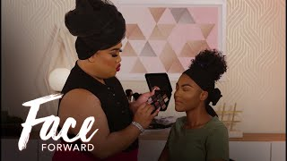 Yara Gonna Love This Yara Shahidi Inspired Makeover! | Face Forward | E! News