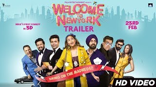 Welcome To New York 2018 Movie Trailer