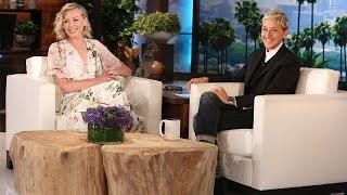 Ellen's Sneaky Pics of Portia