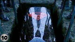 Top 10 Reasons Why Superman Can't Die