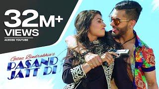 Pasand Jatt Di – Gitaz Bindrakhia Punjabi Video Download New Video HD