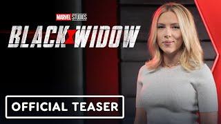 Marvel's Black Widow - Official National Super Hero Day Teaser (Scarlett Johansson)