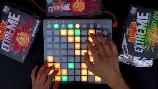 DJ Ravine vs Launchpad - Beethoven ft Shapes Extreme