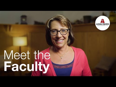 Meet the Faculty: Jennifer Courduff, Ph.D.