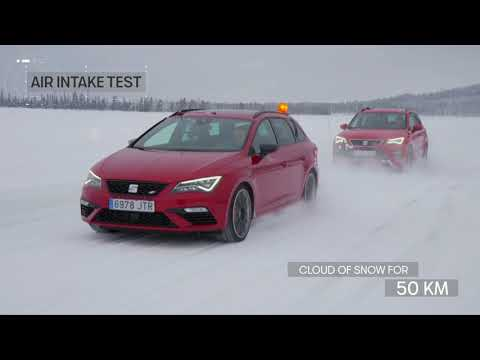 SEAT Winter Test: Five Extreme Tests in the Arctic Cold