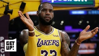 Lakers fans are just trolling LeBron with 'return to Cleveland' chants – Sean Farnham | Get Up!