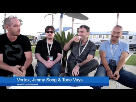 Live From BlockCon (Day 1 - Part 2) with Tone Vays, Jimmy Song, Vortex & More