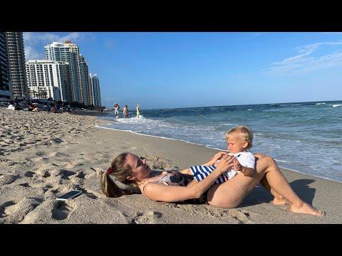 Покупаем Ребенку Игрушки в Американском Магазине. Конфисковали Гриль в Парке Майами