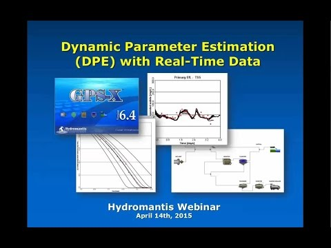 Webinar: Dynamic Parameter Estimation (DPE) with Real-Time Data