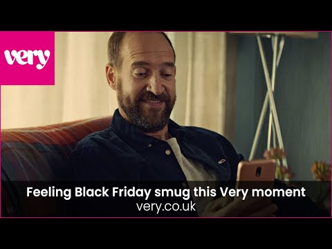 very.co.uk & Very Voucher Code video: Feeling Black Friday smug | Christmas is this Very moment | Very.co.uk