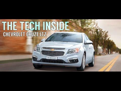 Chevrolet Cruze LTZ - The Tech Inside   Digit.in