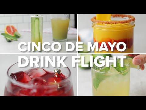 Cinco De Mayo Drink Flight ? Tasty Recipes
