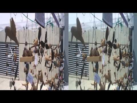 Wind Toys @ Nihomachi Street Fair (YT3D:Enable=True)