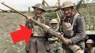 Tankgewehr M1918 - The World's First Anti-Tank Rifle